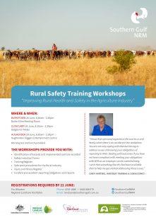 Rural Safety Training Workshops