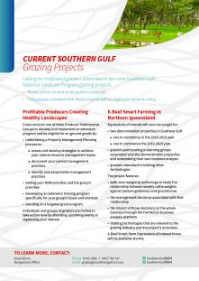 207490 Southern Gulf NRM Veg Management Workshop A4.indd