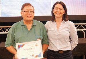 Sarus Crane Award Paul Johnstone