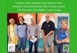 Sarus Crane Walker Warianna Group Hughenden_2018